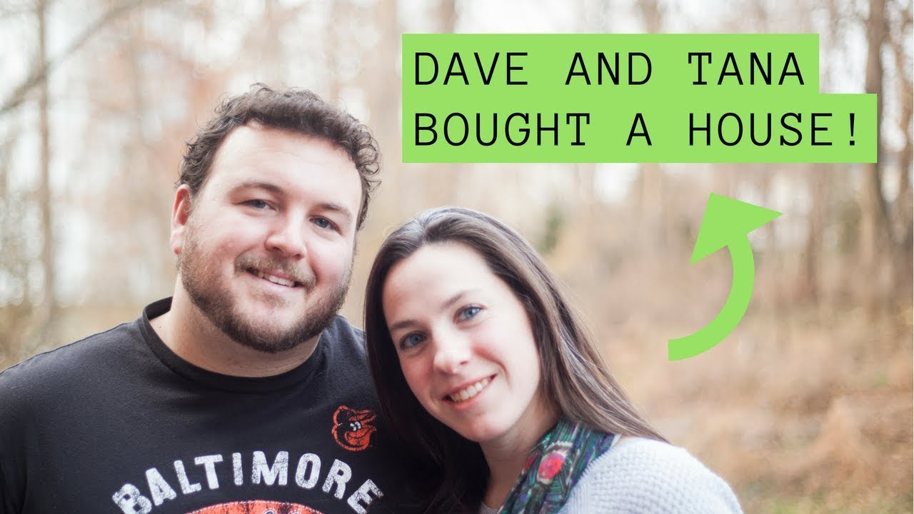 Dave and Tana's First-Time Home Buying Experience in Maryland