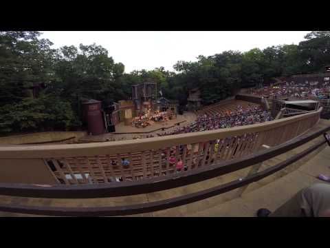 Silver Dollar City Echo Hollow-Great American Country Nights
