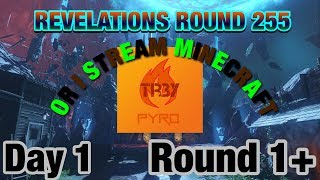 REVELATIONS ROUND 255 OR I STREAM MINECRAFT DAY 1 ROUND 1+ (Black Ops 3 Zombies) SETTING UP