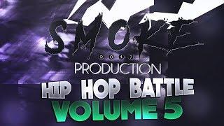 Скачать SMOKE HIP HOP BATTLE Vol 5 MIX 2018