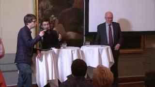 Debate and Discussion: Post-Crash Economics