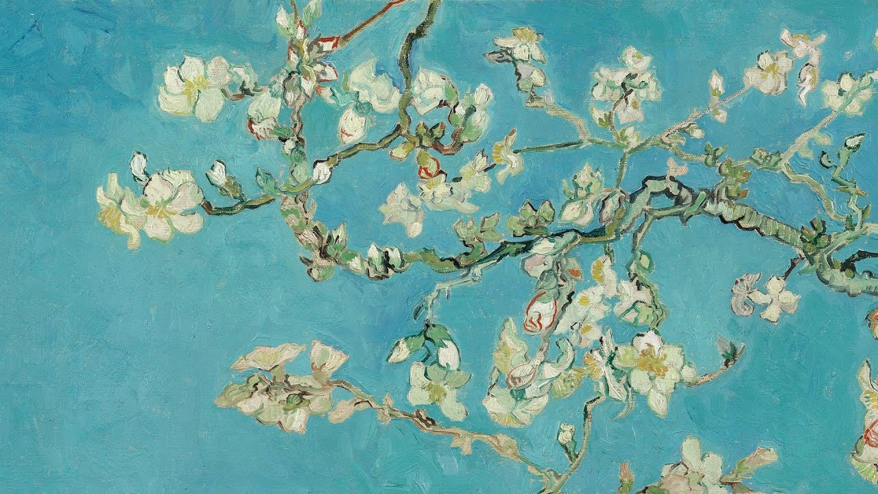 Vincent Willem van Gogh on the Almond Blossom