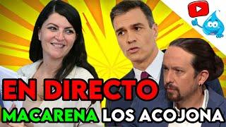 VOX ASUSTA A PSOE Y PODEMOS CON VILLAREJO, LOS DISTURBIOS Y MUCHO MÁS. DIRECTO DE LOS VIERNES Nº97
