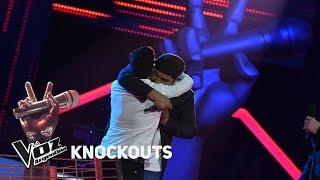Knockout #TeamMontaner: Mario Vilurón vs Darío Lazarte - L...