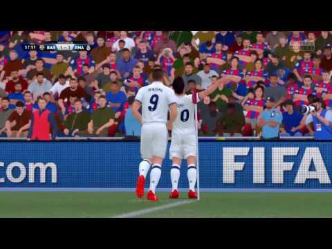 LASALLE vs UNWIN FIFA 17