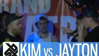 "K.I.M. (FRA) vs JAYTON (RUS) | GBBB ""Seven To Smoke"" 2015 | Battle 13"