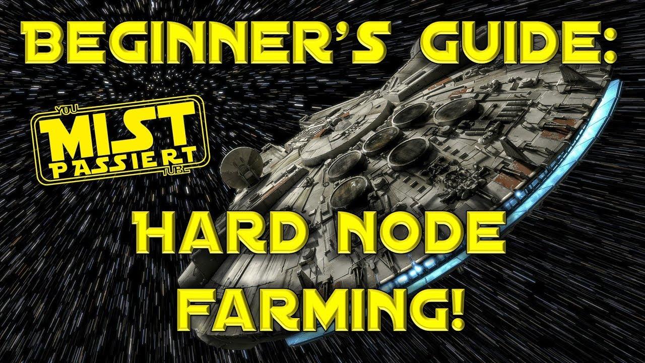 Beginner's Guide: Hard Node Farming! SWGoH