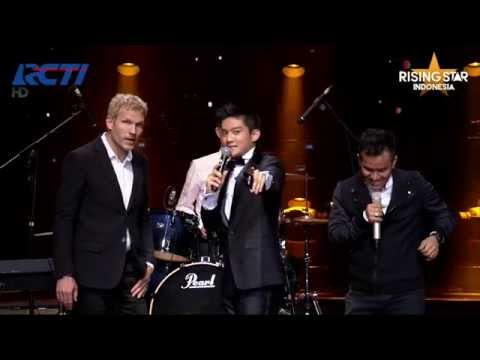 Michael Learns To Rock Feat. Judika - Grand Final Rising Star Indonesia Eps 24