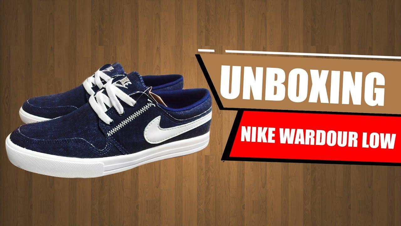 UNBOXING Nike Wardour Low