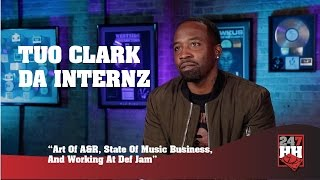 Tuo Clark - Art Of A&R, State of Music Business, & Working At Def Jam (247HH Exclusive)