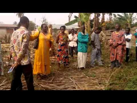 ACTIVITY VIDEO ON COMMUNITY ENTRY, DURBARFOCUS GROUP DISCUSSION AND SITE HANDING OVER CEREMONY AT DZ
