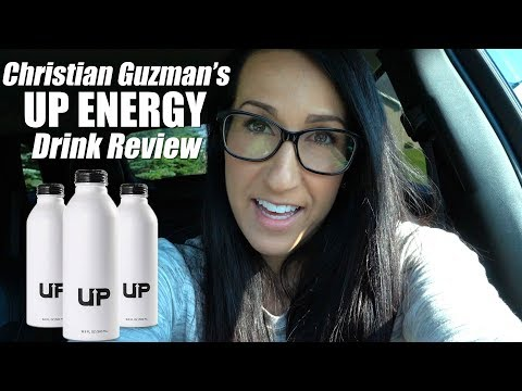 Christian Guzman's UP ENERGY Review | Kara Goes OFF! ep. 16