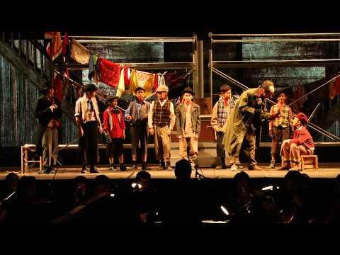 ¡Oliver, el musical! Parte 1