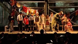 Download lagu ¡Oliver, el musical! Parte 1