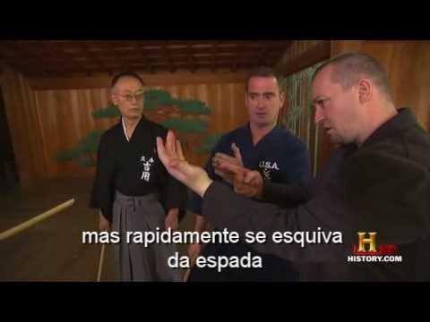 Hyoho Niten Ichi Ryu On History Channel - Part 2 - Sassen