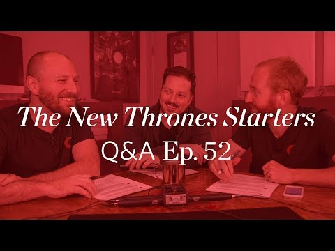 #askcovenant | Thoughts On The New Game Of Thrones Starter Decks?