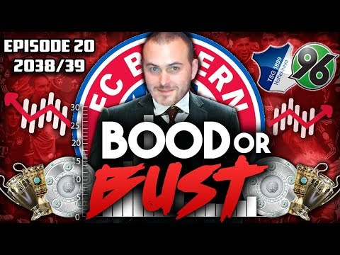 FM17 - Bayern Bood or Bust EP20 - Bayern Munich - Football Manager 2017