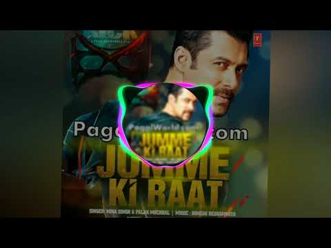 Jumme ki raat hai dj song high bass- dj pratham