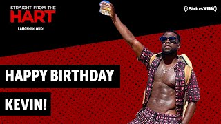 Happy Birthday, Kevin Hart!    Straight from the Hart