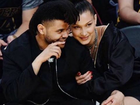Bella Hadid & Abel / The Weeknd - Best moments HD