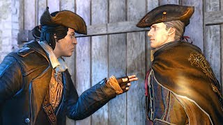 Years Later... Connor Meets His Father, Haytham Kenway. Assassin's Creed 3 Remastered
