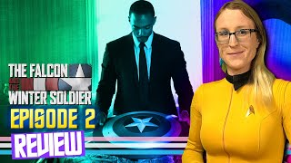 The Falcon And The Winter Soldier Episode 2 \The Star-Spangled Man\ Review