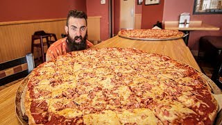 The Biggest Pizza Challenge I