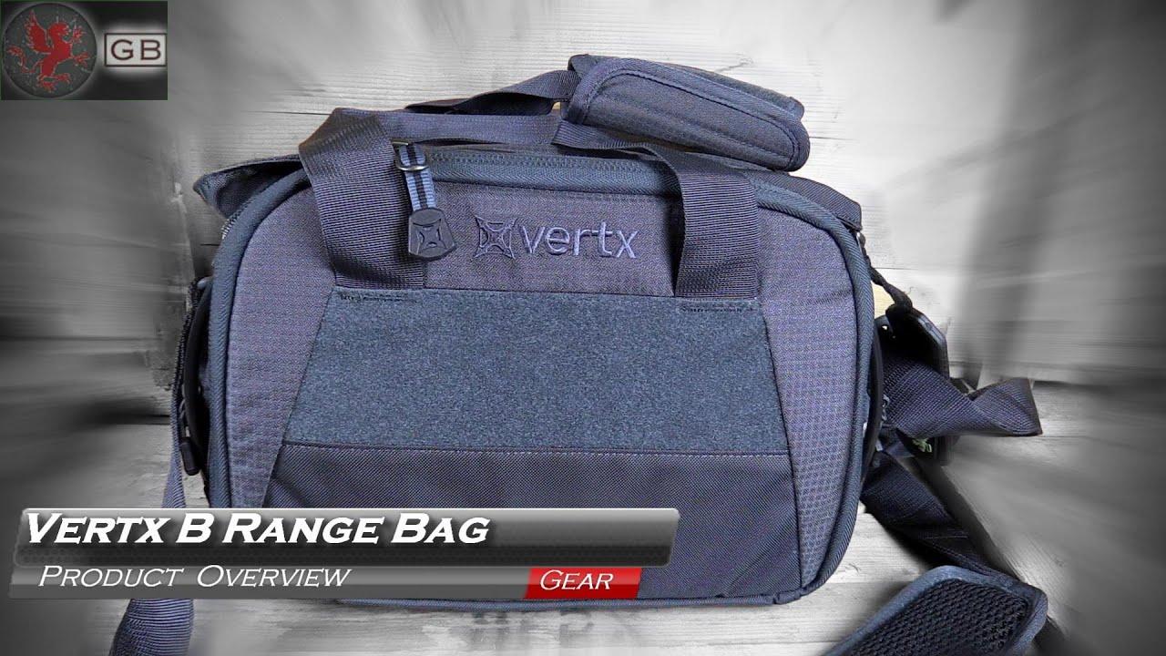 Vertx B Range Bag Review Youtube