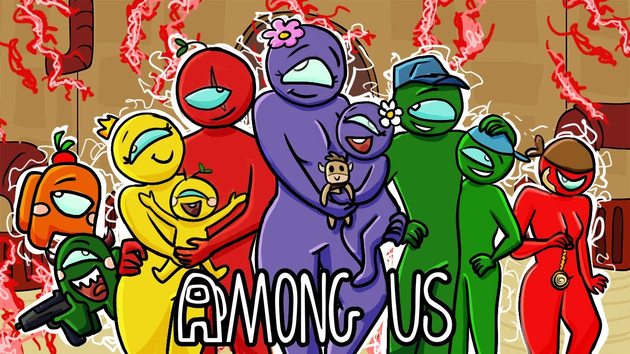 AMONG US BEST ANIMATIONS COMPILATIONS
