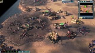 Cabal Casts: C&C 3 Kane's Wrath, Pro 4v4 on Tiberian Dunes