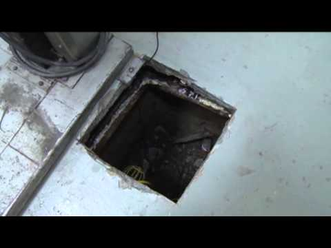 Raw: Drug Tunnels Found Under U.S.-Mexico Border