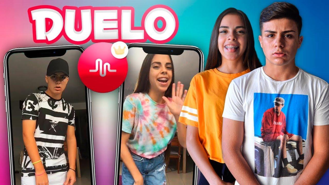 Download DUELO DE MUSICAL.LYS CONTRA MI HERMANO | Niniva León Gil