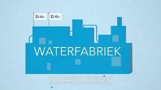 Hoe werkt de Waterfabriek Wilp?