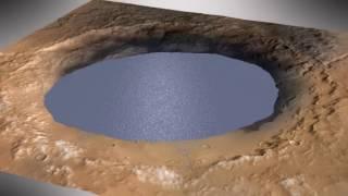 3 года на Марсе: отчет миссии Curiosity