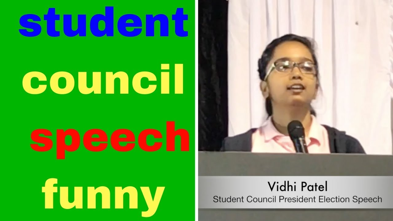 funny speeches for school