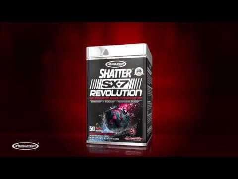 Shatter™ SX-7® Revolution