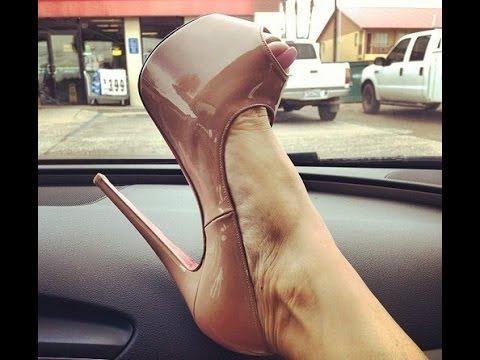 Женские туфли на удобном устойчивом каблуке интернет-магазин - YouTube