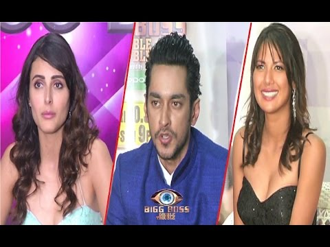 BIGG BOSS 9 FINALE - Mandana Karimi, Rochelle Rao, Rishabh Sinha Interview