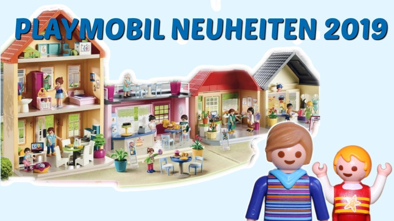 playmobil tolle neuheiten 2019 neuer playmobil katalog. Black Bedroom Furniture Sets. Home Design Ideas