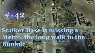 Atom rpg Stalker base quests Sonya's ghost and The Insititute ruins, bring a rope  # 42