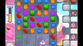 Candy Crush Level 1613 (no boosters)