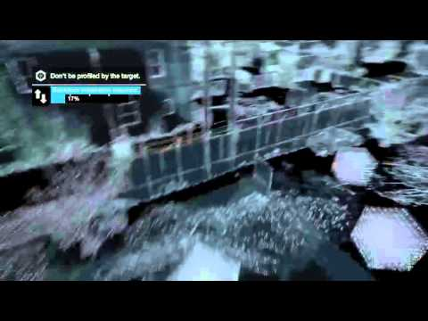 Watch Dogs [PC] Online Hacking - Roof spot in the Wards