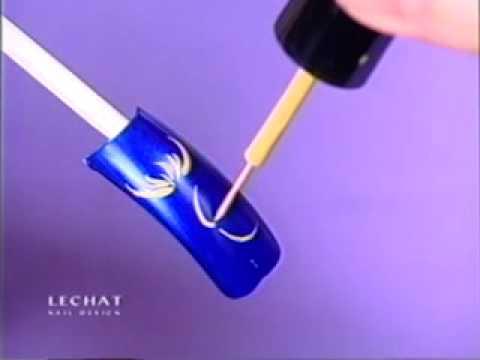 LeChat Nail Art #3