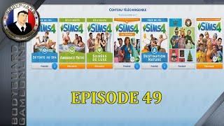 Les Sims 4 Détente Au Spa (Pack De Jeu ) Let's Play [Épisode 49] Notre Nouveau Spa Les Filles Youpii