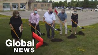 Coronavirus: Ford announces fast-tracking of new long-term care home in Ontario | FULL