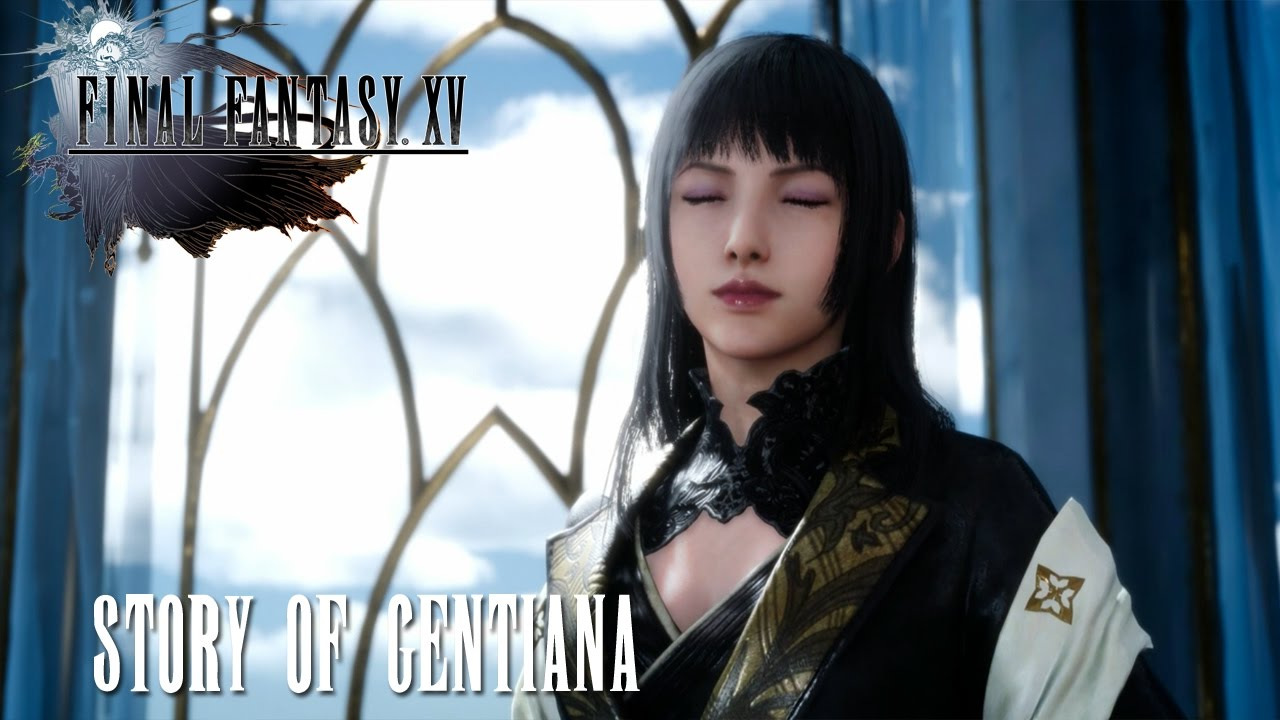 gentiana final fantasy