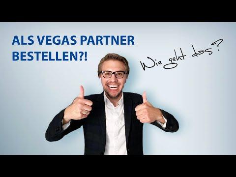 Wie bestelle ich als Partner Produkte? Vegas Cosmetics