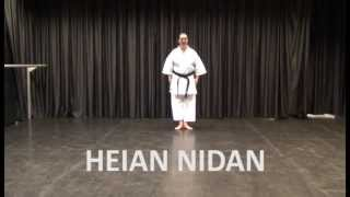 Kata: Heian Nidan - Online Karate tutorial