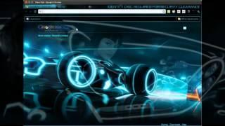 Tron: Legacy / Daft Punk - The Grid (Crystal Method Remix) HD