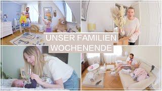Pauline schlägt zu! 🤭 Neues Intro & Wochenende mit 4 Kindern | Isabeau
